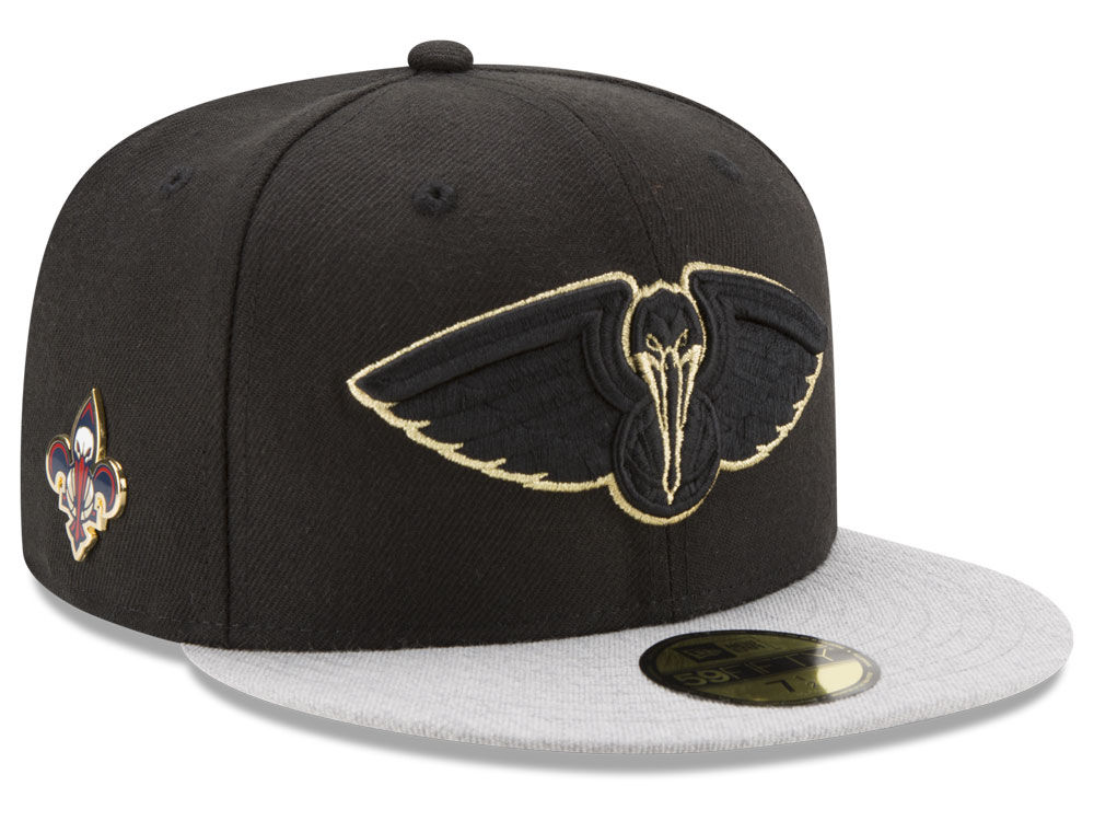the best attitude 60522 72d38 ... promo code for new orleans pelicans new era nba pintasic 59fifty cap  lids 8a028 c698b