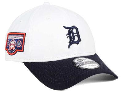 best loved 8d8bd 5d3d7 ... new zealand detroit tigers new era mlb coop banner patch 9twenty  strapback cap 647ae e79f2