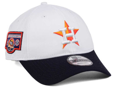 Houston Astros New Era MLB Coop Banner Patch 9TWENTY Cap
