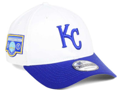 Kansas City Royals New Era MLB Coop Banner Patch 9TWENTY Cap