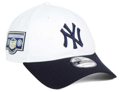 New York Yankees New Era MLB Coop Banner Patch 9TWENTY Cap