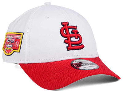 St. Louis Cardinals New Era MLB Coop Banner Patch 9TWENTY Cap