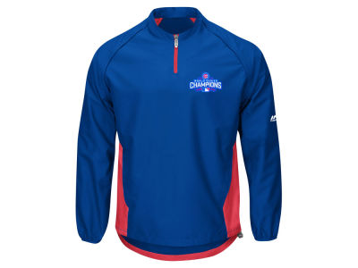Chicago Cubs MLB Men's 2016 World Series Champ Gamer Pullover