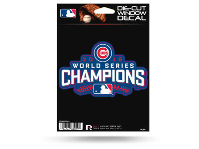Chicago Cubs Die Cut Decal - Event