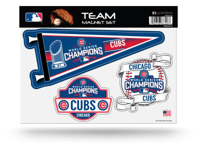 Chicago Cubs Team Magnet Set - EVENT