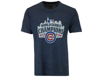 Chicago Cubs MLB Men's 2016 World Series Champs Ballpark T-Shirt