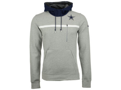 Dallas Cowboys Nike NFL Men's Historical Fleece Pullover Hoodie