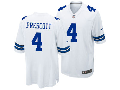 Dallas Cowboys Dak Prescott Nike NFL Men's Game Jersey