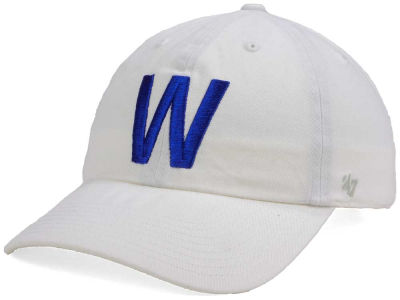 Chicago Cubs '47 2016 MLB World Series Champ W '47 CLEAN UP Cap