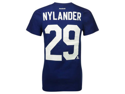Toronto Maple Leafs William Nylander Reebok NHL CN Player T-Shirt