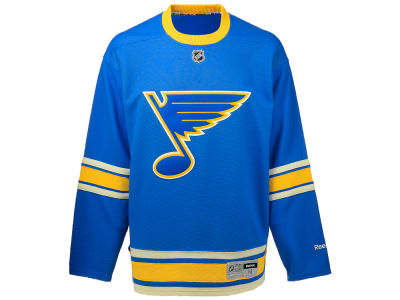 St. Louis Blues Reebok NHL Men's Winter Classic Premier Jersey