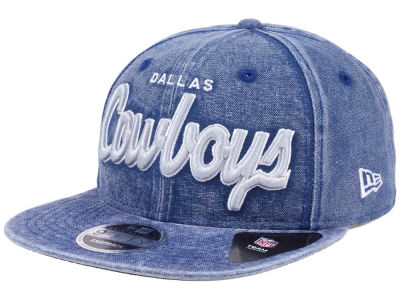 Dallas Cowboys New Era NFL Rugged Mark 9FIFTY Snapback Cap