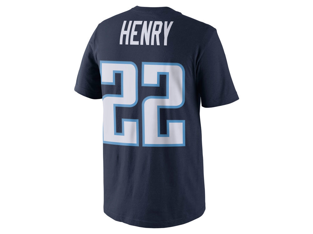 ... Tennessee Titans Derrick Henry Nike NFL Mens Pride Name and Number  T-Shirt ... f19bfd037