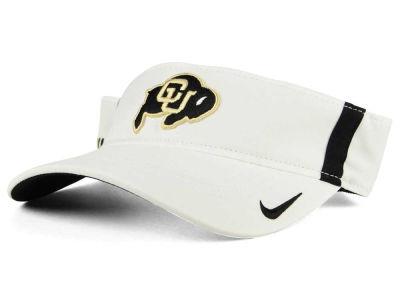 free shipping e5719 d3280 Colorado Buffaloes Nike NCAA Sideline Aero Visor