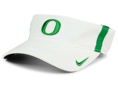 85bd1519678 Oregon Ducks Nike NCAA Sideline Aero Visor