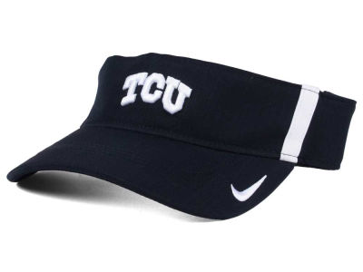 Texas Christian Horned Frogs Nike NCAA Sideline Aero Visor