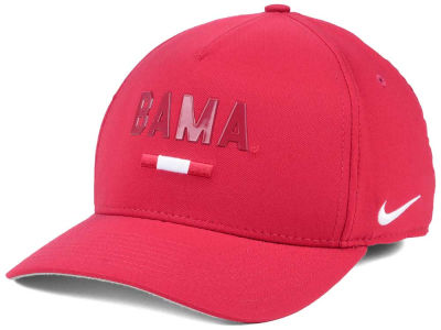 Alabama Crimson Tide Nike NCAA Summer Seasonal Swoosh Flex Cap