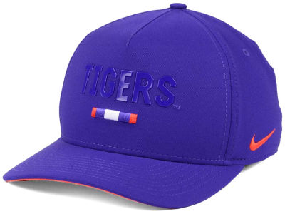 Clemson Tigers Nike NCAA Summer Seasonal Swoosh Flex Cap