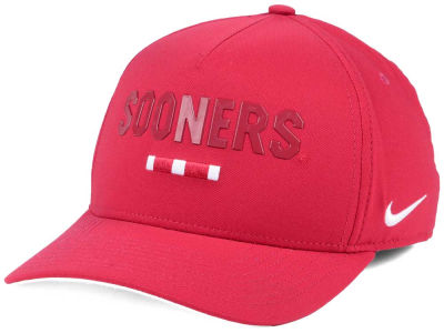 Oklahoma Sooners Nike NCAA Summer Seasonal Swoosh Flex Cap