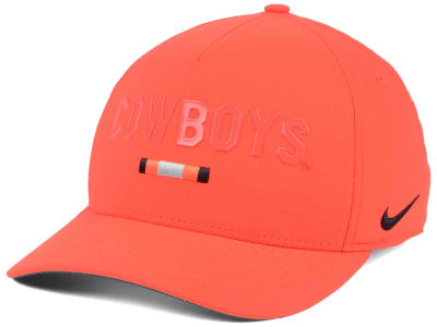 Oklahoma State Cowboys Nike NCAA Summer Seasonal Swoosh Flex Cap