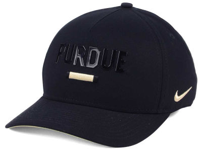 Purdue Boilermakers Nike NCAA Summer Seasonal Swoosh Flex Cap