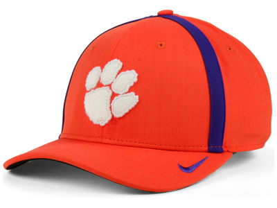 Clemson Tigers Nike NCAA Aerobill Sideline Coaches Cap