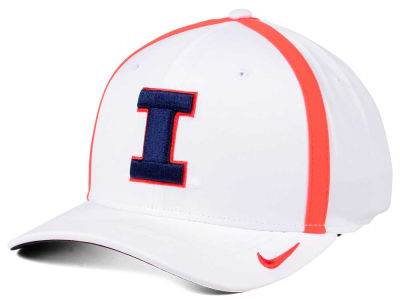 Illinois Fighting Illini Nike NCAA Aerobill Sideline Coaches Cap