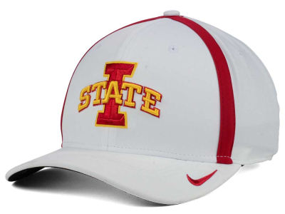 Iowa State Cyclones Nike NCAA Aerobill Sideline Coaches Cap