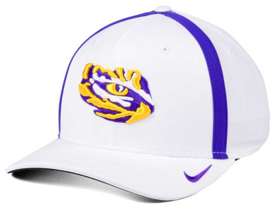 LSU Tigers Nike NCAA Aerobill Sideline Coaches Cap