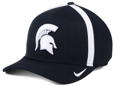 Michigan State Spartans Nike NCAA Aerobill Sideline Coaches Cap