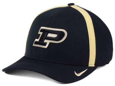 Purdue Boilermakers Nike NCAA Aerobill Sideline Coaches Cap