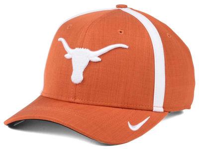 brand new 51a24 cae7d Texas Longhorns Nike NCAA Aerobill Sideline Coaches Cap