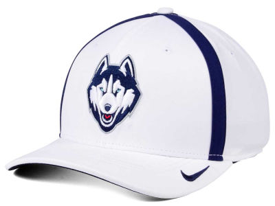 Connecticut Huskies Nike NCAA Aerobill Sideline Coaches Cap
