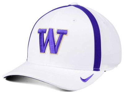 Washington Huskies Nike NCAA Aerobill Sideline Coaches Cap