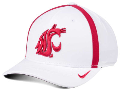 Washington State Cougars Nike NCAA Aerobill Sideline Coaches Cap