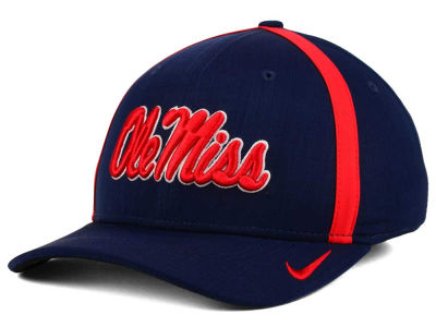 Ole Miss Rebels Nike NCAA Aerobill Sideline Coaches Cap
