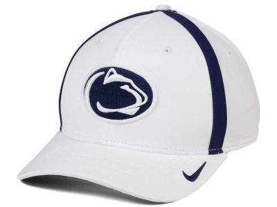 Penn State Nittany Lions Nike NCAA Aerobill Classic Sideline Swoosh Flex Cap