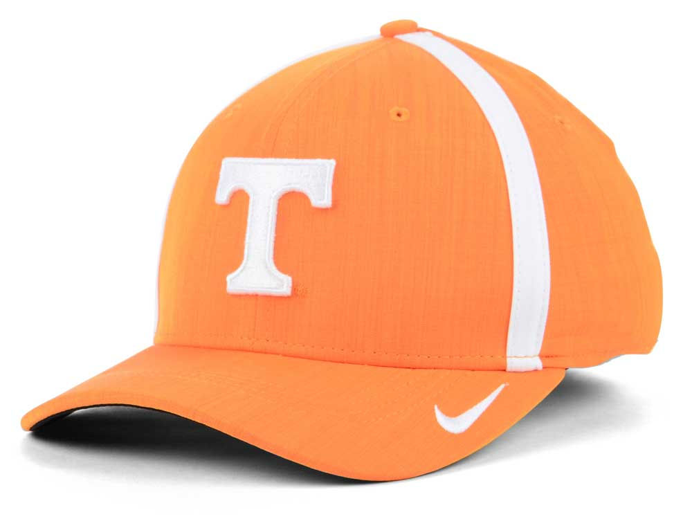 low priced 8a6db 4d4d6 cheapest tennessee volunteers nike ncaa aerobill classic sideline swoosh  flex cap a4cca 3f05a