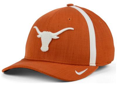 best service 16c61 41c99 Texas Longhorns Nike NCAA Aerobill Classic Sideline Swoosh Flex Cap