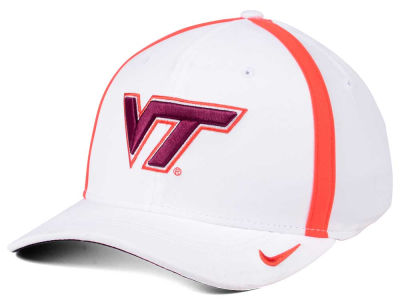Virginia Tech Hokies Nike NCAA Aerobill Sideline Coaches Cap