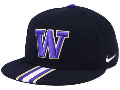 Washington Huskies Nike NCAA Sideline True Snapback Cap