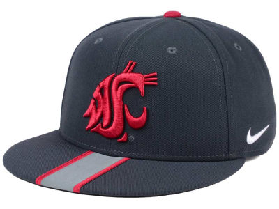 Washington State Cougars Nike NCAA Sideline True Snapback Cap