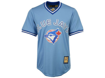 Toronto Blue Jays Majestic MLB Men's Cooperstown Blank Replica Cool Base Jersey