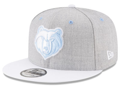 Memphis Grizzlies New Era NBA White Vize 9FIFTY Snapback Cap