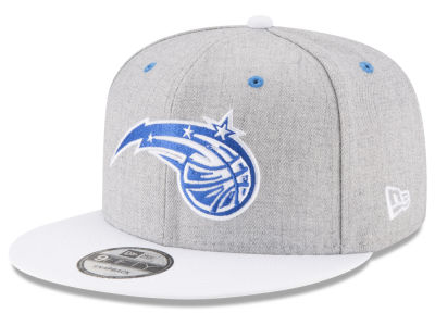 Orlando Magic New Era NBA White Vize 9FIFTY Snapback Cap