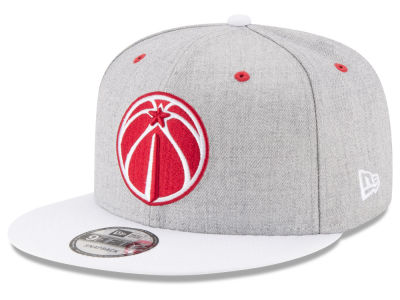 Washington Wizards New Era NBA White Vize 9FIFTY Snapback Cap