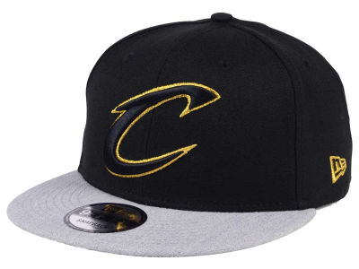 Cleveland Cavaliers New Era NBA Gold Tip Off 9FIFTY Snapback Cap