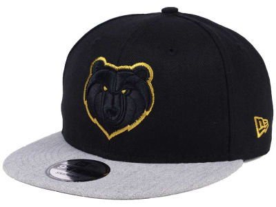 Memphis Grizzlies New Era NBA Gold Tip Off 9FIFTY Snapback Cap