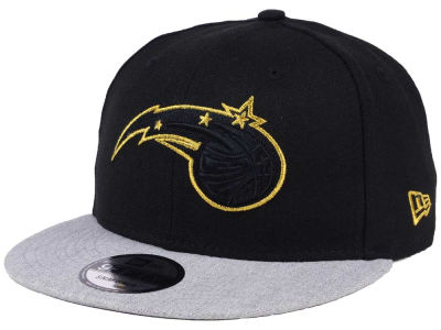 Orlando Magic New Era NBA Gold Tip Off 9FIFTY Snapback Cap