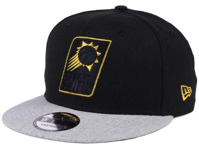 Sacramento Kings New Era NBA Gold Tip Off 9FIFTY Snapback Cap